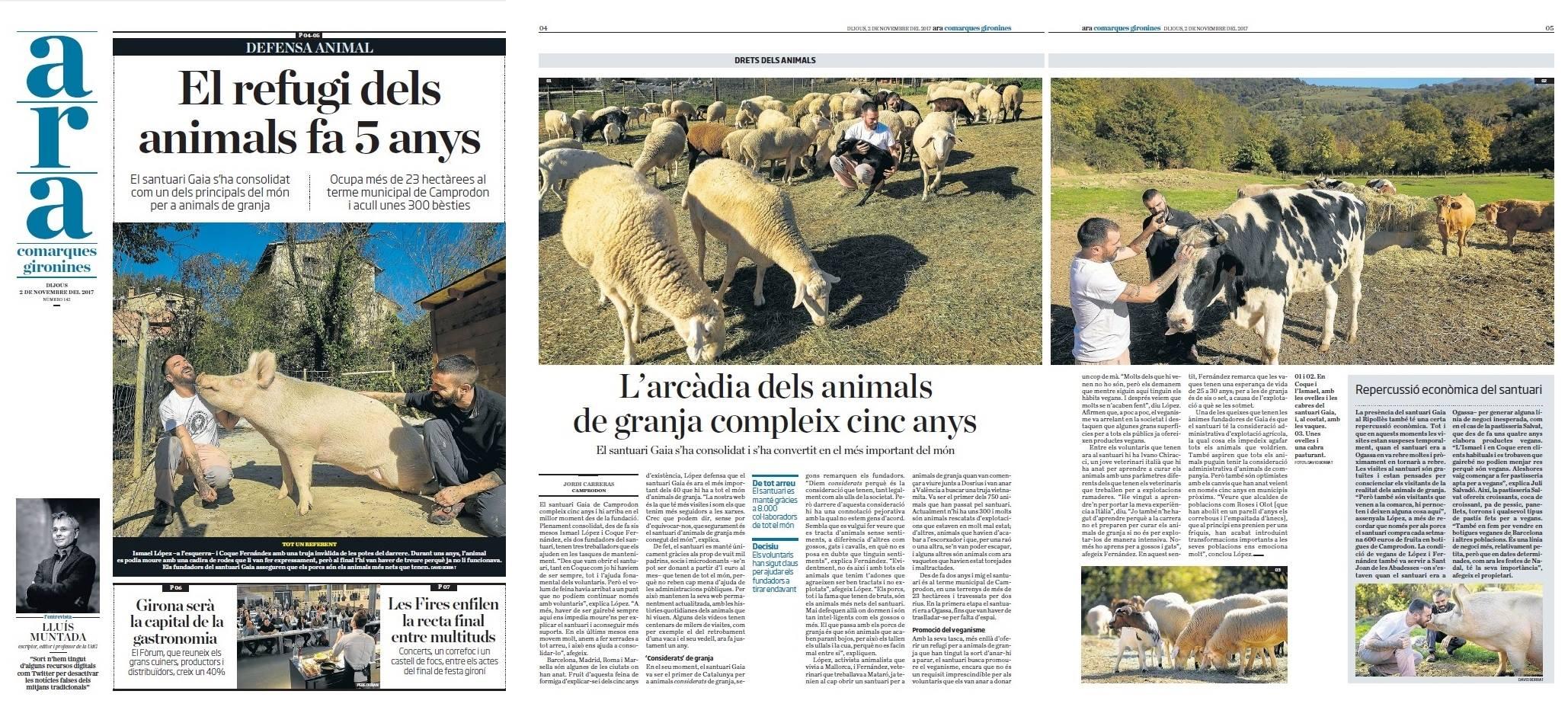 diari ara reportaje