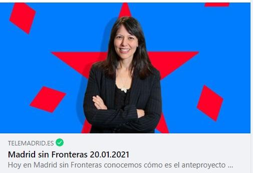 MadridSinFronteras
